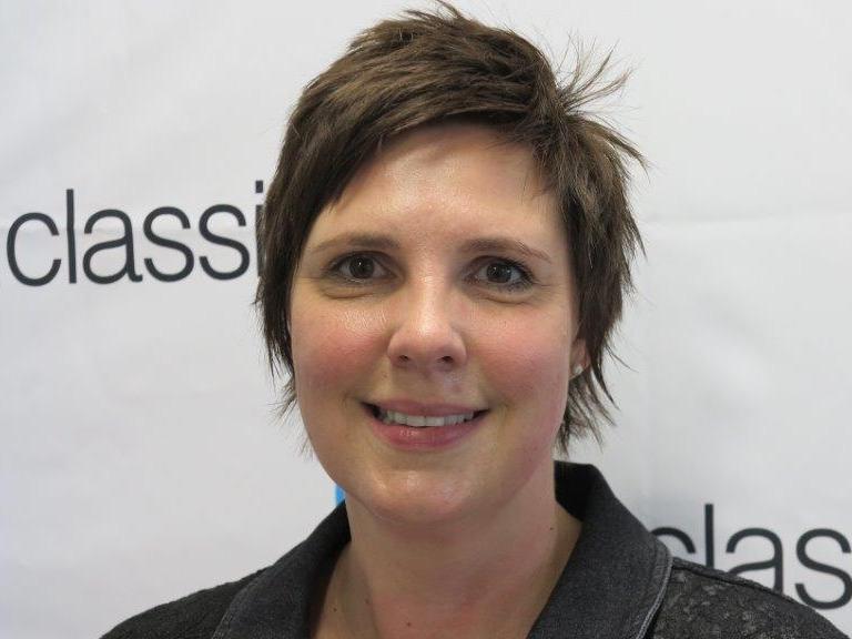 Profilbild Pressereferentin Stefanie Weier