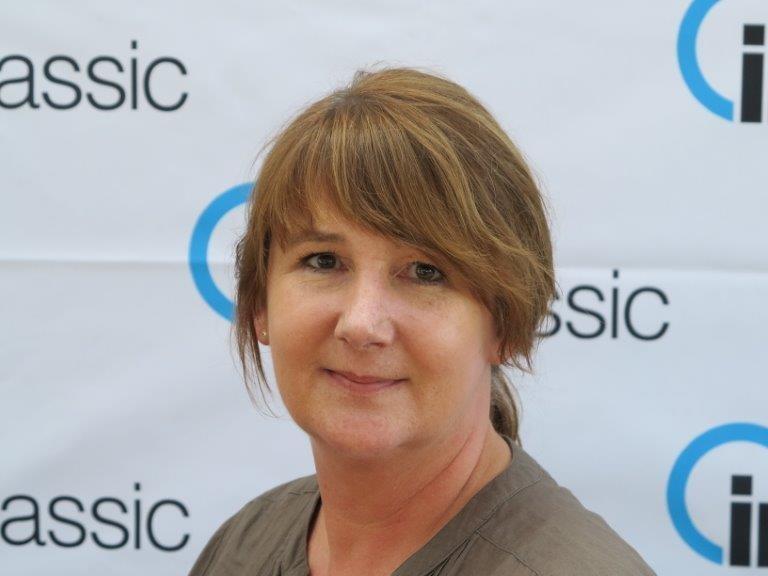 Profilbild Pressereferentin Andrea Ludolph