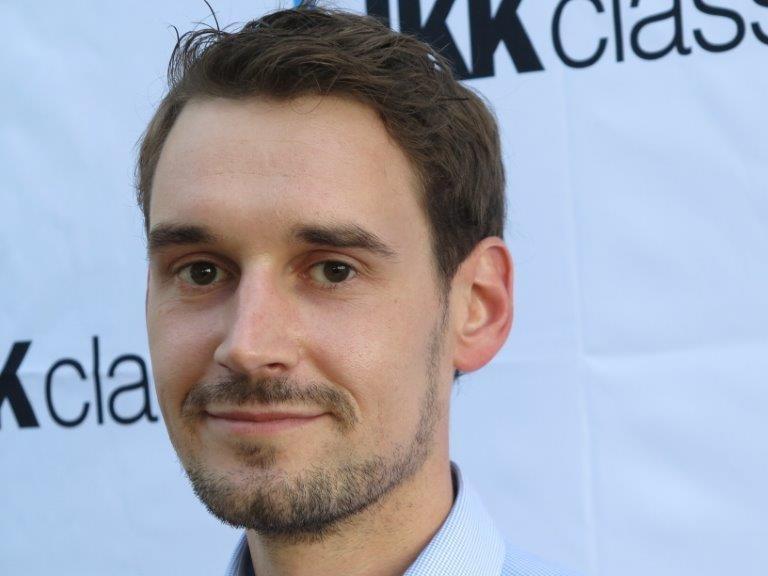 Profilbild Pressereferent Sven Keiner
