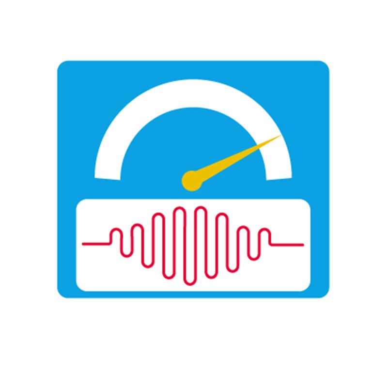 Dezibel-Messgerät