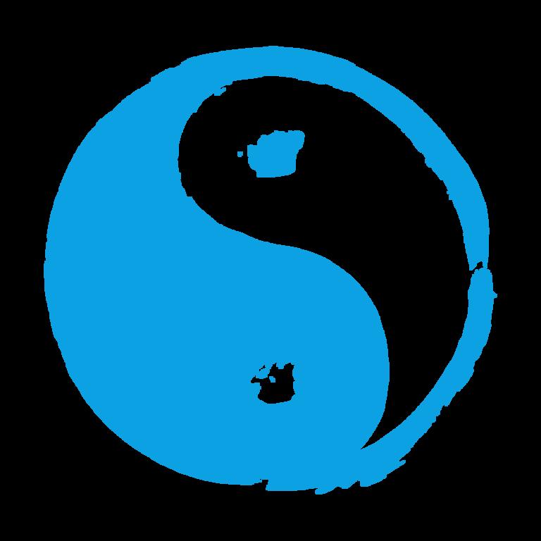 Ying und Yang Symbol