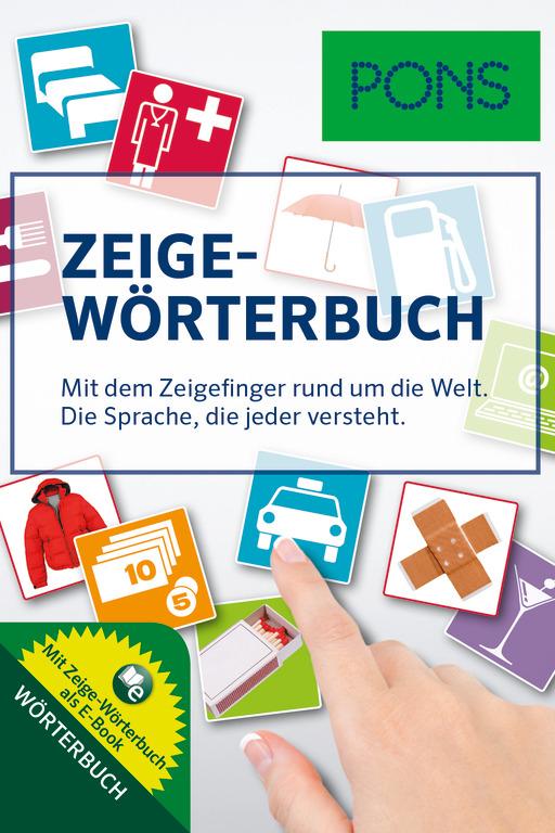 Cover des Pons Zeige-Wörterbuches