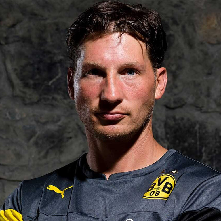 Profilbild BVB-Athletikcoach Andreas Beck