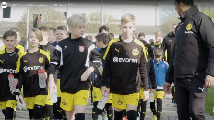 Vorschaubild Video BVB-Trainingslager