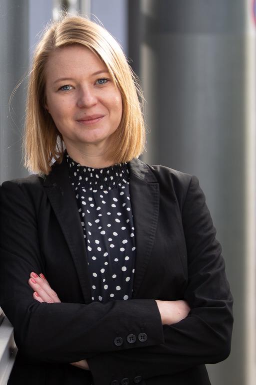 Profilbild Pressereferentin Viktoria Durnberger