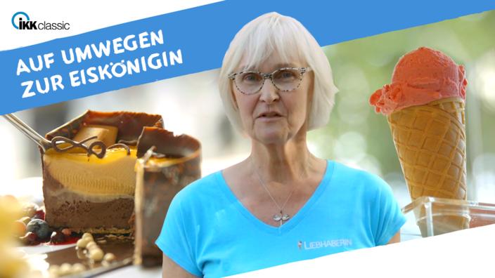 """Startscreen des Videos """"Auf Umwegen zur Eiskönigin"""""""