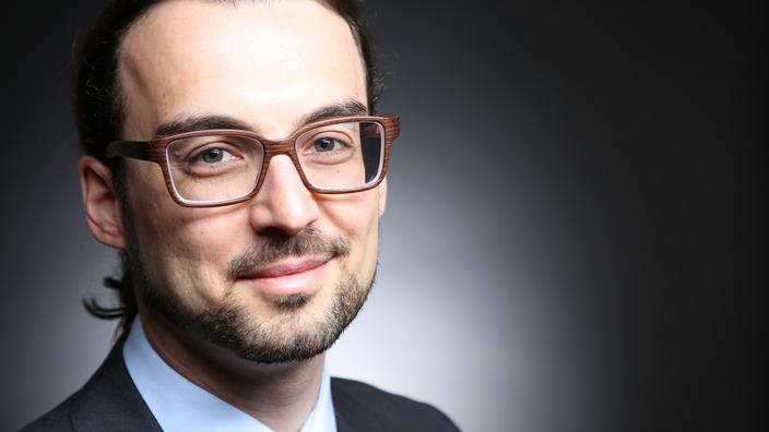 Profilbild Dr. Alexandros Liakos