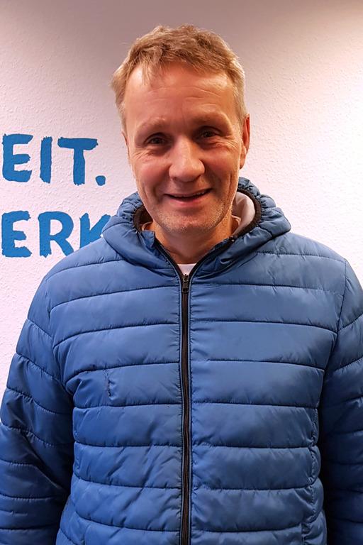 Bäckermeister Thomas Wegener