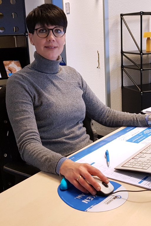 IKK classic-Kundenberaterin Ines Bertram