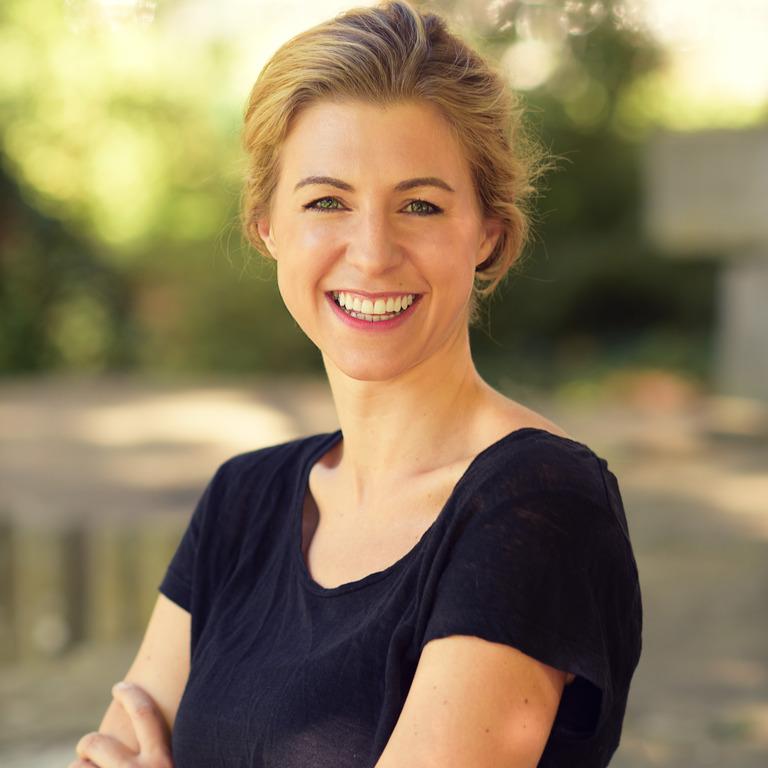 Bianca Schäb im Portrait