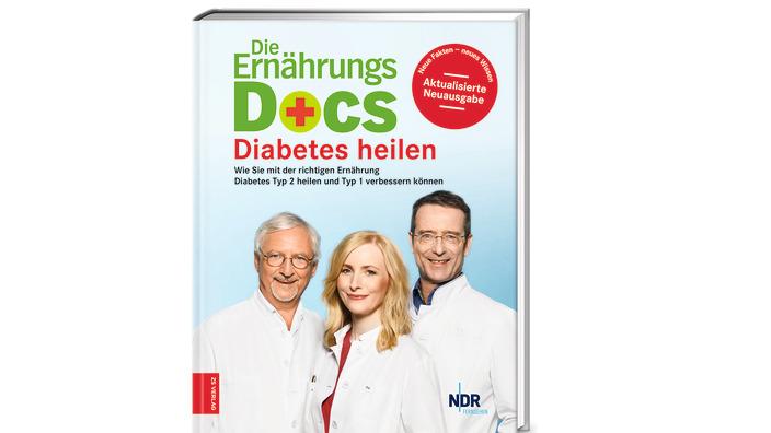"Buchcover ""Die Ernährungs-Docs – Diabetes heilen"""