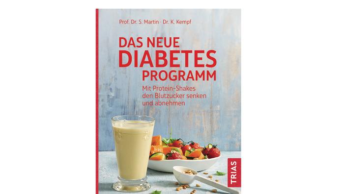 "Buchcover ""Das neue Diabetes-Programm"""