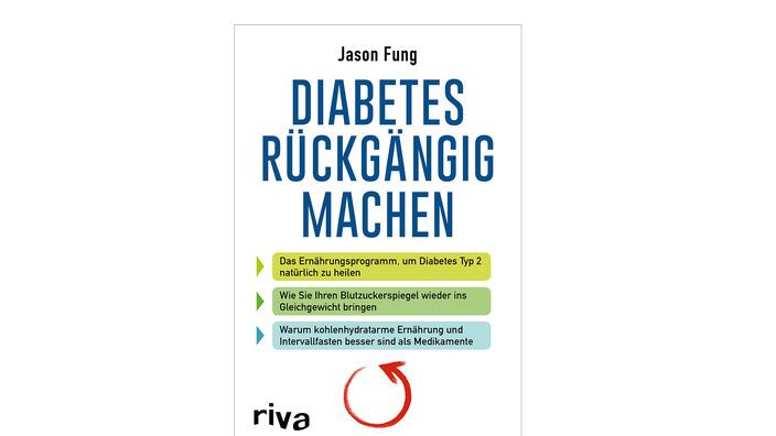 "Buchcover ""Diabetes rückgängig machen"""
