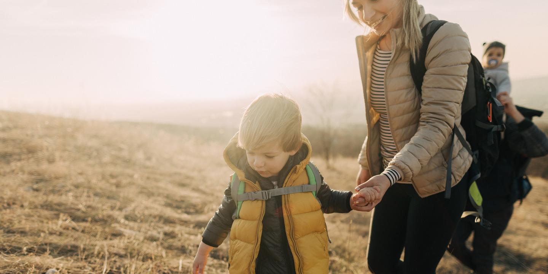 Die schönsten Wandertouren für Familien