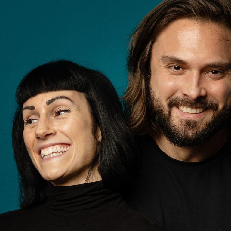 Portrait von Verena und Achim Sam