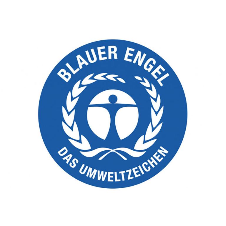 Logo Umweltzeichen Blauer Engel