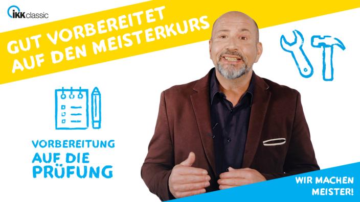 """Stefan Jung im Startscreen des Videos """"Gut vorbereitet auf den Meisterkurs""""."""