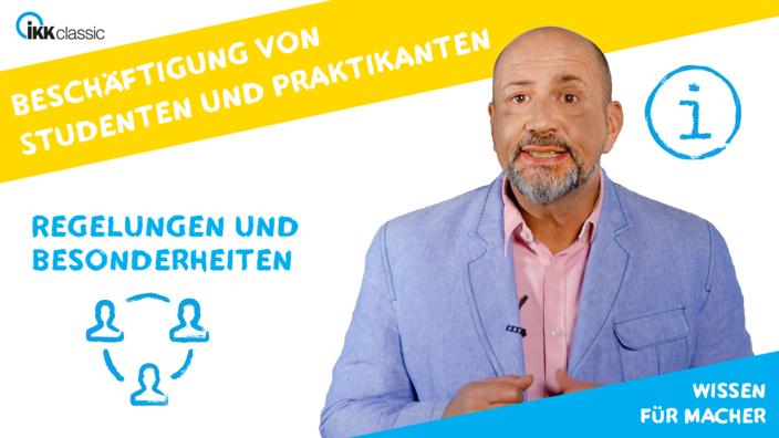"""Stefan Jung im Startscreen des Videos """"Wissen für Macher""""."""