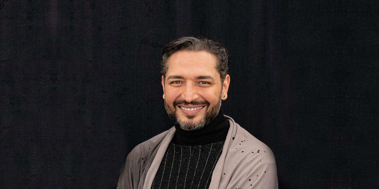 Portrait von Gianni Jovanovic