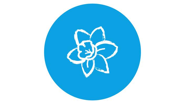 Icon einer Blüte