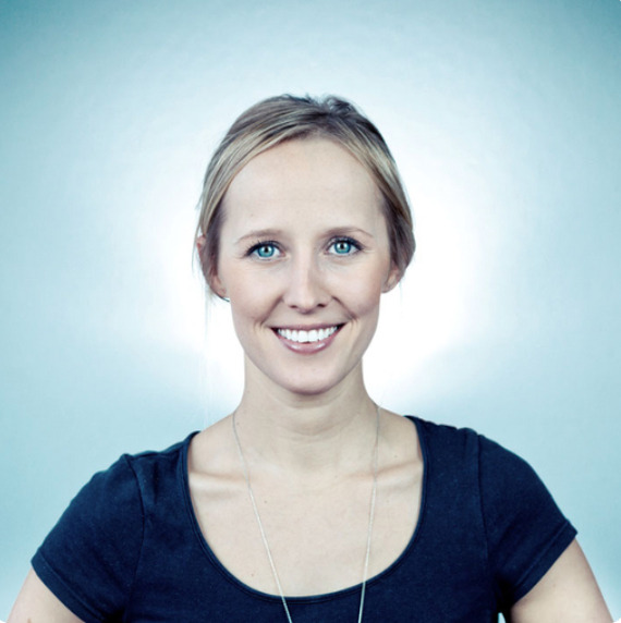 Portrait der Bloggerin Britta Kiwit